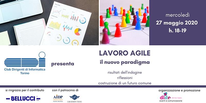 Lavoro agile: il nuovo paradigma