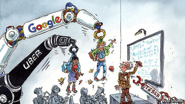 Le nuove tecnologie: l'uomo e la governance