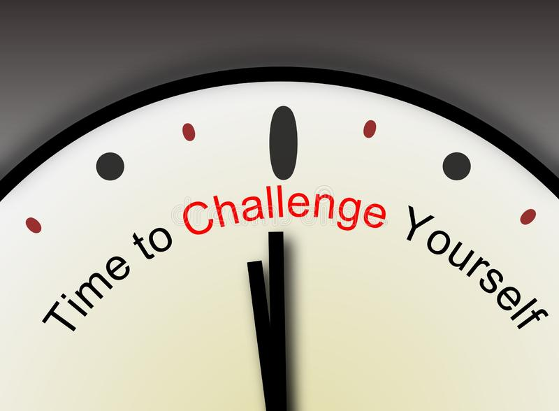 It's challenge time …