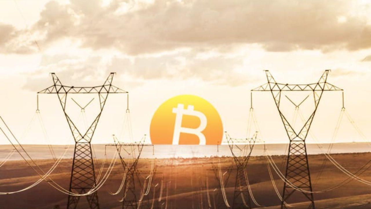 L'impronta carbonica del Bitcoin…